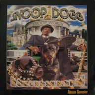 SNOOP DOGG Da Game Is To Be Sold_(1 press / blue)