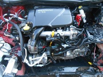 двигатель clio 3 1,2 tce турбо d4fh784 комплект 80tys - фото