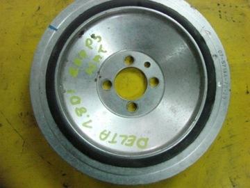 коло вала alfa 159 1.8 tbi delta di 200ps - фото