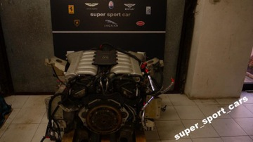двигатель ролик aston martin db9 dbs rapide vanquish - фото