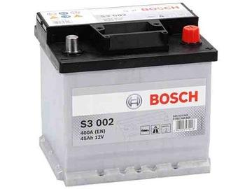 аккумулятор bosch silver 45ah 45 ah 400 состояние новое модель - фото