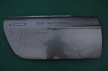 двери правое ручка двери внешняя aston martin vantage 2005-2018r - фото