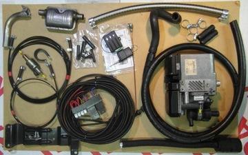 комплект webasto 5kw uniweraslne пульт управления ! #montaz# - фото