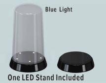 Display Case - LED Stand ТРУБАЧ 09863 доставка товаров из Польши и Allegro на русском