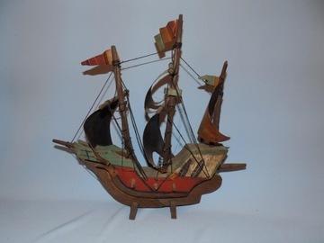 античный ПАРУСНИК 1422 макет корабль доставка товаров из Польши и Allegro на русском