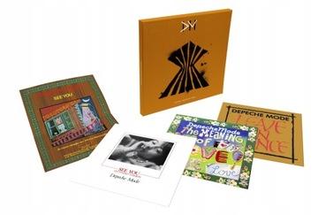 DEPECHE MODE - A Broken Frame Singles 3xVINYL+MP3 доставка товаров из Польши и Allegro на русском