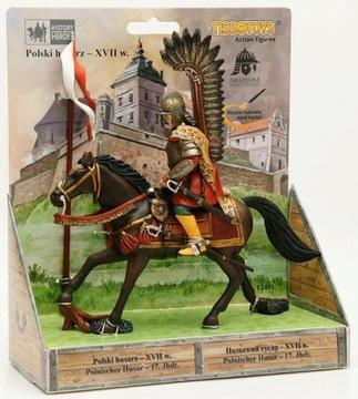 Польский гусар XVII в. Гусар Тиссотойс 12401 доставка товаров из Польши и Allegro на русском