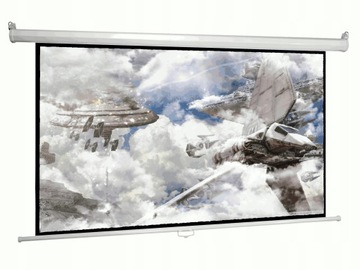 Экран настенный проекционный 200x200 Matt White 120 доставка товаров из Польши и Allegro на русском