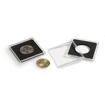Leuchtturm - Колпачки для монет quadrum ка - 33 мм доставка товаров из Польши и Allegro на русском