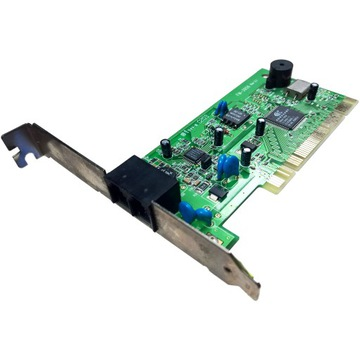 PCI modem 56K ZOLTRIX FM-3956 REV 2.1 100% OK XdW доставка товаров из Польши и Allegro на русском