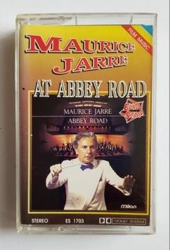 МОРИС ЖАРР AT ABBEY ROAD* кассета аудио доставка товаров из Польши и Allegro на русском