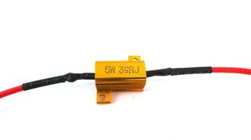 Резистор - декодер ошибка CAN 5W 39 Ом 12 В положение доставка товаров из Польши и Allegro на русском