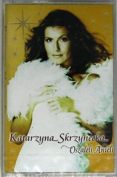 KATARZYNA SKRZYNECKA-Oszaleli Anieli [kaseta]Folia доставка товаров из Польши и Allegro на русском