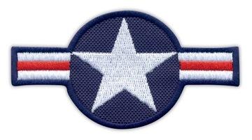 Полоса USAR - Roundel ввс сша - военно-Воздушные Силы США доставка товаров из Польши и Allegro на русском