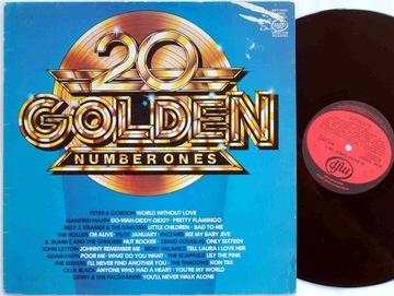 VA - 20 Golden Number Ones (Music For Pleasure UK) доставка товаров из Польши и Allegro на русском