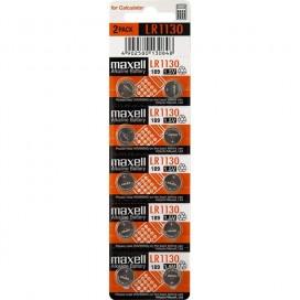 10 x щелочная батарейка MAXELL LR1130 AG10 G10 189 доставка товаров из Польши и Allegro на русском