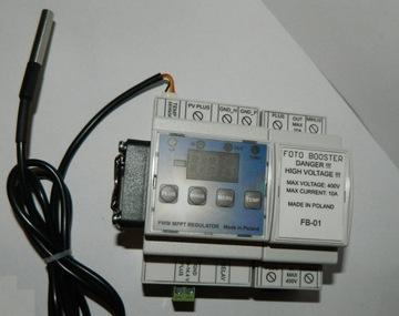 Регулятор MPPT нагревателя, питаемого панелями - КОМПЛЕКТ доставка товаров из Польши и Allegro на русском