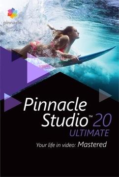 Pinnacle Studio 20 Ultimate - ВЕРСИЯ 22 23 доставка товаров из Польши и Allegro на русском