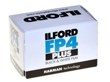 Ilford FP4 plus 125/36 film klisza portretu 01.22 доставка товаров из Польши и Allegro на русском
