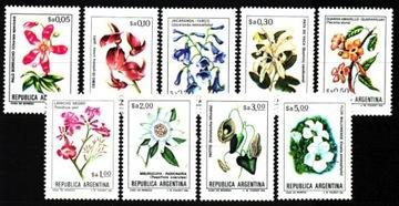 Аргентина. Мне 1635-43 ** - Цветы доставка товаров из Польши и Allegro на русском