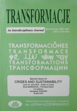 Преобразования An Interdisciplinary Journal 2005 доставка товаров из Польши и Allegro на русском