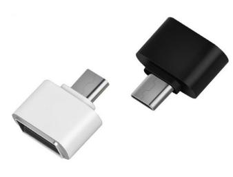 Переходник OTG Host USB-C USB 3.1 адаптер (4790) доставка товаров из Польши и Allegro на русском