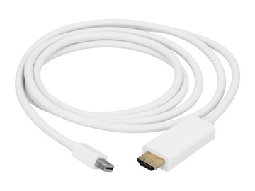 Кабель Mini DisplayPort-HDMI 1.8 м Thunderbolt MAC доставка товаров из Польши и Allegro на русском