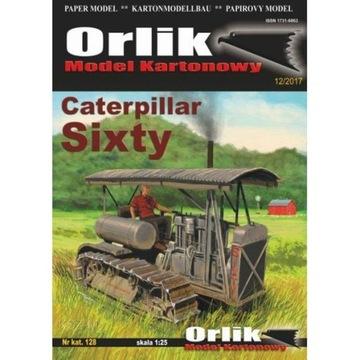 Орлик 128 - Трактор Caterpillar Sixty 1:25 доставка товаров из Польши и Allegro на русском