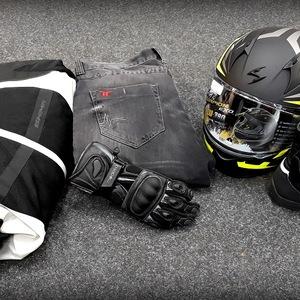 Kompletujemy motocyklowy zestaw ubrań do 2000 zł