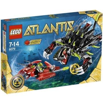 LEGO ATLANTIS 8079 Hĺbkové monštrum JEDINEČNÉ