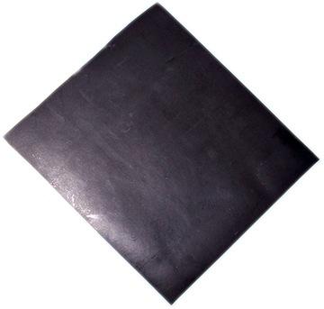 NBR Gumová doska # 5 300 x 500 mm gumový olej rezistentný