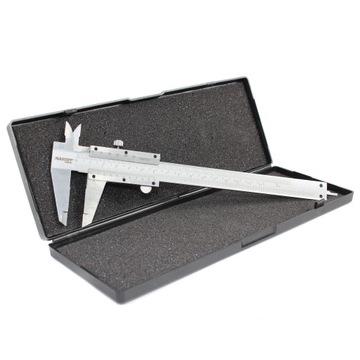 Tradičný Vernier Caliper 150 mm inox puzdro