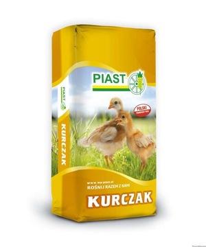 Krmivo pre mláďatá kurčatá Pisklak od 0 do 8