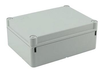HERMETIC BOX SMOOTH IP65 190x140x70 taliansko