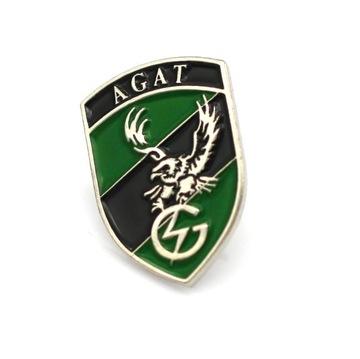 Vojenská jednotka špeciálnych síl AGAT - piny