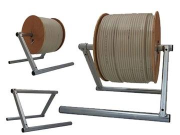 Neviazaný držiak stojana pre káblový kábel