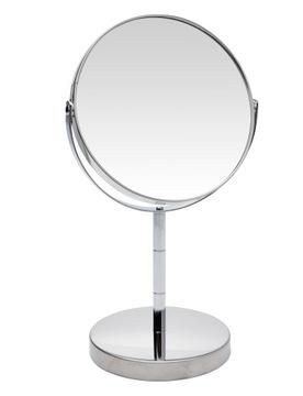 Kozmetické zväčšovacie zrkadlo 2x pre make-up