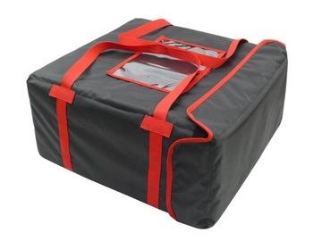 Tepelná izolačná taška pre 4x35x35 pizza vystužená