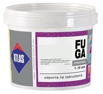 ATLAS EPOXY FUGA 2KG - 11 FARBY