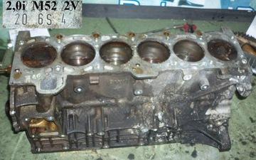 Блок двигателя bmw 2. 0i 206s4 e46 e39 z3, фото