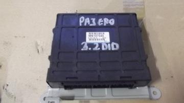 Mitsubishi pajero did контроллер двигателя mn107545, фото