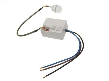 Датчик движения Сумеречный датчик PIR-сенсор mini230V