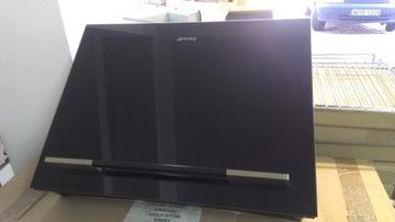 Микроволновая печь-гриль - черный Smeg PMO100NE2