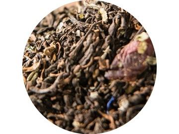 Красный чай PU ERH CRANBERRY 50г