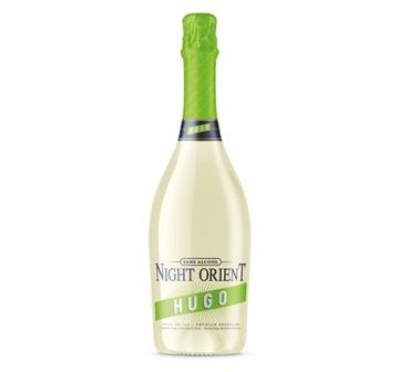 Night Orient Hugo 750 мл - безалкогольный коктейль