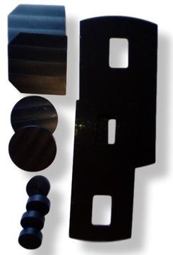 Комплект телескопических опор TEREX FERMEC 860 960 760