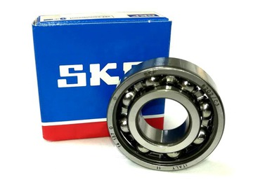 Комплект подшипники прокладки двигатель skf c3 wsk 125, фото 3