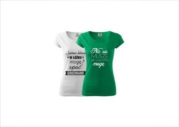 83bab6a46fc34 Koszulka damska za nadrukiem - Strona 100 - Allegro.pl - Więcej niż ...