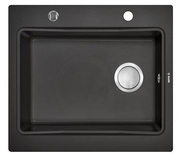 Мойка кухонная DEANTE MODERN GRAPHITE ZQMG103, 1 шт.