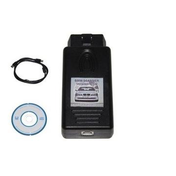BMW SCANNER PASOFT 1.4.0 USB korekta licznika